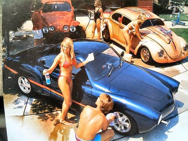 bikini wash 70ies