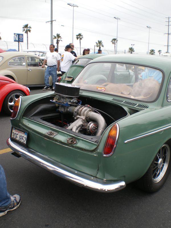 turbo BEFORE turbo