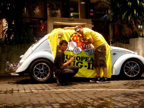 turtle bugin 2 vlag thailand