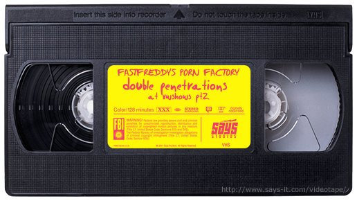 videotape xxx