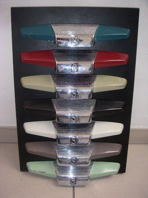 correct color rack 1964